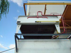 Condensador de Refrigeración
