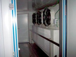 Túnel Congelación